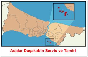 Adalar-Dusakabin-Servisi -Tamiri