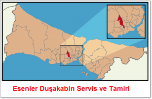 Esenler-Dusakabin-Servisi-Tamiri