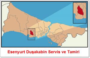 Esenyurt-Dusakabin-Servisi-Tamiri