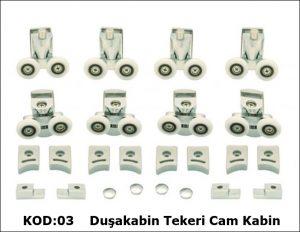 dusakabin-tekeri-tamper -camli-lux-set-metal