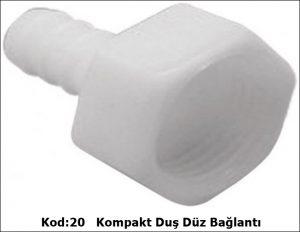 kompakt-dus-duz-bağlanti-parcasi